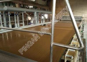 China Three Wires Corrugated Cardboard Production Line Easy Control Raw Material on sale