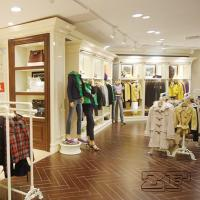 China clothing shop fixtures for women boutique store on sale