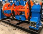 00/500 planetary disc type wire rope twisting stranding machine high efficiency 1+6+12+18+24