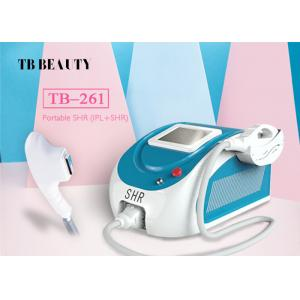 China Mini Acne Clearance Hair / Pigmentation / Vascular Removal Facial Rejuvenation  SHR Machine on sale