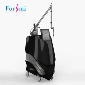 China Professional 600ps 1064nm 532nm picosecond laser pigment lesions removal machine for tattoo and pigment removal on sale