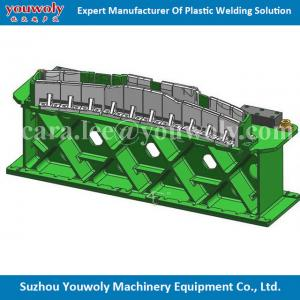 China LinearVibrationWelding Mold Fixture Nylon GF Best Plastic Welder Welding Equipment on sale