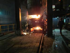China R4M 1S Billet Continuous Casting Machine, 5T per Hour on sale
