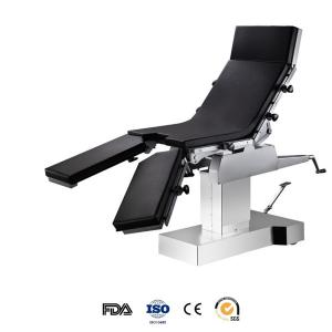 China Medical surgical room equipments universal manual hydraulic operating table on sale