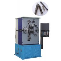 Low Noise Zig Zag Spring Machine , Wire Forming Equipment For Compression Springs
