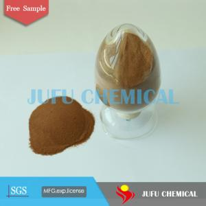 China High Ceramic/Fertilizer/Feed Additives Lignin Calcium Sulphonate with brown power CF-6 on sale