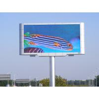High Efficiency LED Screen Panels , 6500Nits Brightness Led Big Screen XP/WIN7 Control System