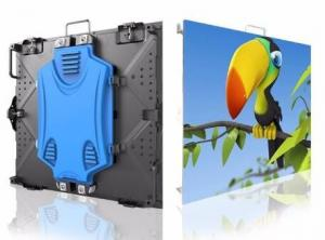 China P5 P8 P10 Outdoor Full Color LED Display 640x640mm High Brightness For Advertising on sale