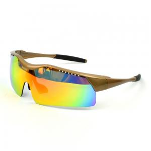 China Stylish Polarized Prescription Glasses , Polarized Eyeglasses Polycarbonate Material on sale