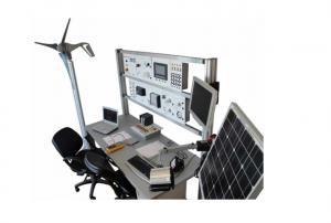 China ZM1RNT Renewable Energy Training Equipment on sale