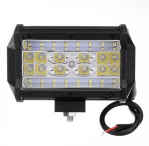 China 5 Inch 84W 28 Leds Work Light Bars 9-32V Flood Spot Work Light Bars Combo Pods IP68 Waterproof Driving Off-Road Tractor on sale