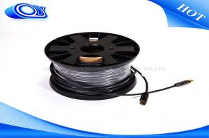 China Customized Extra Long 2.0 HDMI Fiber Optic Cable With Low Power Consumption on sale