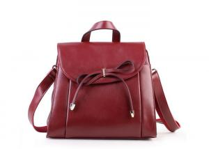 China Low MOQ Wholesale Ladies Leather Backpack SDD1005 on sale
