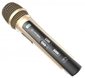 China APP wireless microphone record sound and sing song in smartphone on sale
