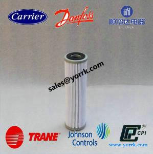 China Air Condition and Refrigeration Spare Parts Water Cooled Centrifuge Chiller Parts YORK Oil Filter 026-32386-000 on sale