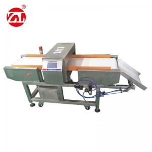 China Pharmaceutical / Chemicals Metal Detector Machine With SUS 304 / SUS 201 on sale