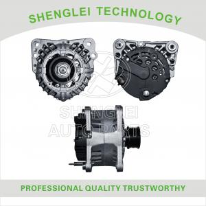 China VW Jetta Car Dynamo Generator , Fixed Pulley Type Vehicle Alternator on sale