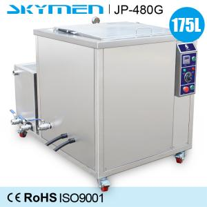 China 40 Gal Stainless steel SUS316 custom made professional ultrasonic DPF filter cleaning machine on sale
