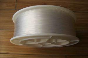 China plastic optical fiber endglow fiber diameter 0.25mm  1roll/12000m on sale