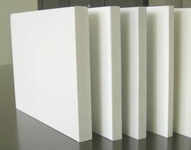 China hoja de la espuma del PVC de 25m m, lamina de pvc, precio de la hoja del policarbonato on sale