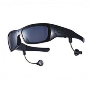China Mini 5.0 Mega Pixel HD Camera Glasses For Video Recorder / Sport Camera Eye Glasses on sale
