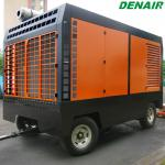 360 psig 450 HP Water Cooled Portable Diesel Air Compressor for Well/Borehole Drilling