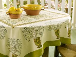 China Hotel Dinning Table Cloth on sale