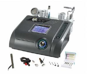 China 8 in 1 Diamond Dermabrasion Machine Diamond Microdermabrasion Machine on sale
