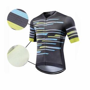 China Women's/Men's Custom Cycling Jersey Short Sleeve on sale