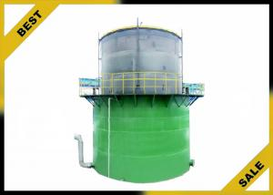 China Vertical Cylindrical Biogas Digester Equipment , Biogas Storage Cylinders  Customized supplier