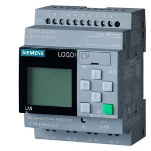 siemens simatic s7 logo programmable logic controller brand new Residential Electrical Wiring Diagrams at 6ed1052 1md00 0ba6 Wiring Diagram
