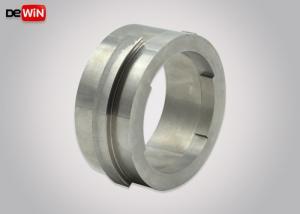 China Silver Precision Metal Components / Al6061 Aluminum Machining Service Anti Rust on sale