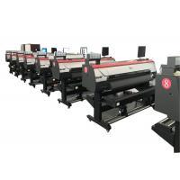 Big Eco Solvent Printing Machine Car Sticker Printer With Unlocked DX5 Printhead