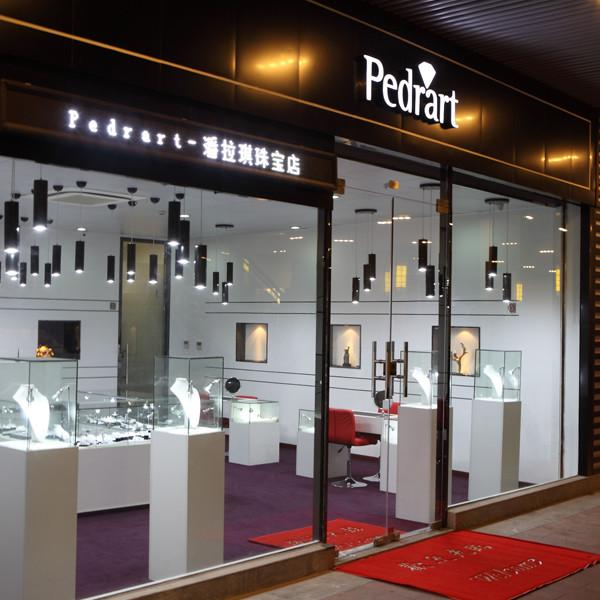 Retail Jewellery Shop Interior Design For Sale Jewelry Display Showcase Manufacturer From China 105583645