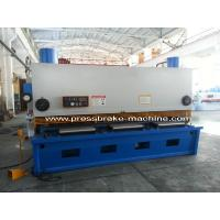 China High Efficiency Manual Guillotine Shear Guillotine Sheet Metal Cutter on sale