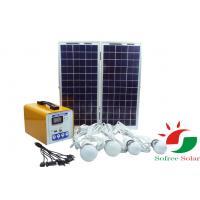 Mini solar home system/off-grid solar power system