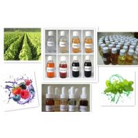 China Fruit Concentrated Liquid Flavor/ Mint Flavor used for nicotine E-Liquid on sale
