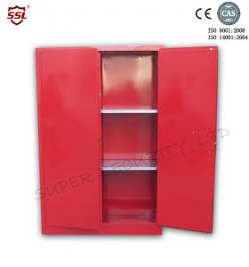 Quality Red Paint Ink Chemical Hazardous Storage Cabinet for storing Paint,Ink for sale