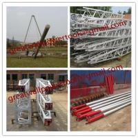 small portable crane,construction crane,building crane,Material Hoist