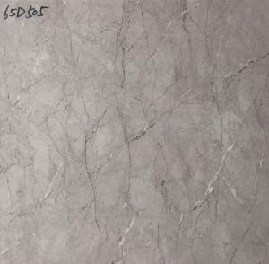 China Flowing Linear Shiny Glazed Porcelain Floor Tile For Bedroom / Background Wall on sale