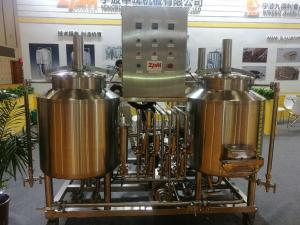 China small beer brewery equipment mini beer brewing micro making machine for home on sale