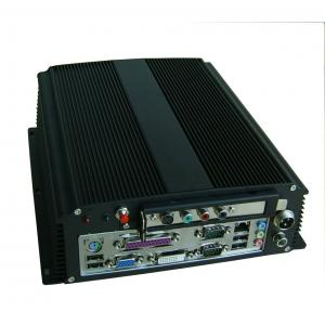 China CarPC Case With PCI  , Industrial Computer Chassis Case , Mini-itx Case ,ipc case on sale