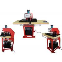 220 Volts 3 Phase High Pressure Heat Press Machine For Hard Substrates