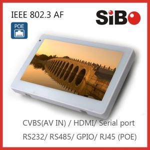 China Q896 Android Home Tablet With Ethernet RJ45 For Wall Mount on sale