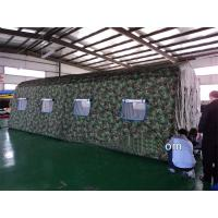 CE Military Camping Inflatable Tent