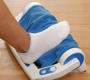 China Magnetic foot care products foot massager on sale