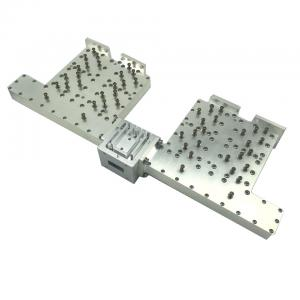 China Low Insertion Loss Vhf Repeater Duplexer , 4 Cavity Duplexer For Telecommunication on sale