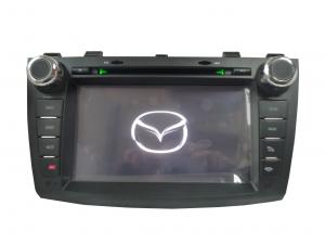 China Mazda Car Dvd Player For Mazda 3 2009 - 2012 Bluetooth / Canbus / IPOD Navi System on sale