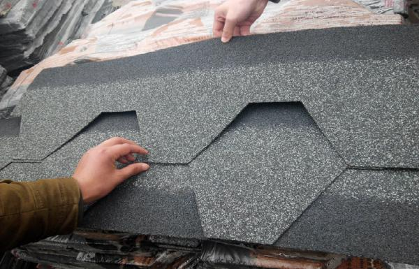 European Mosaic Asphalt Roofing Shingles / roof tiles for resort for sale –  Asphalt Roofing Shingles manufacturer from china (99668718).