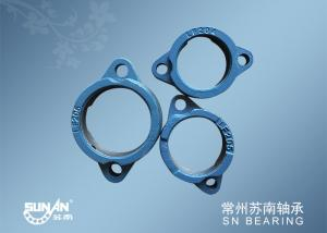 China LF200 Bearing Blocks Housings Cast Iron Two Bolt Flange Mount Bearings on sale